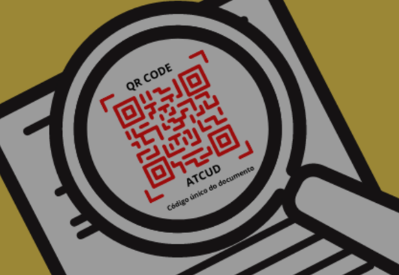 PHC - QR Code e código único do documento ATCUD